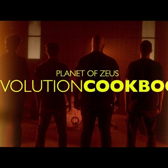Embedded thumbnail for Revolution Cookbook