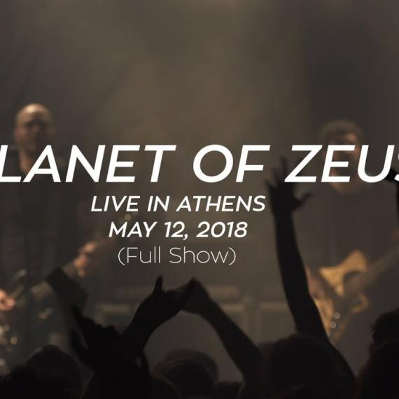"Embedded thumbnail for ""Live in Athens"""