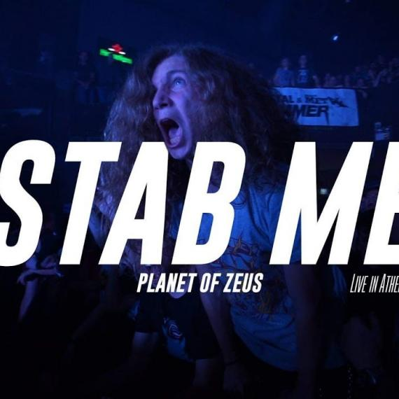 Embedded thumbnail for Stab Me (Live In Athens)